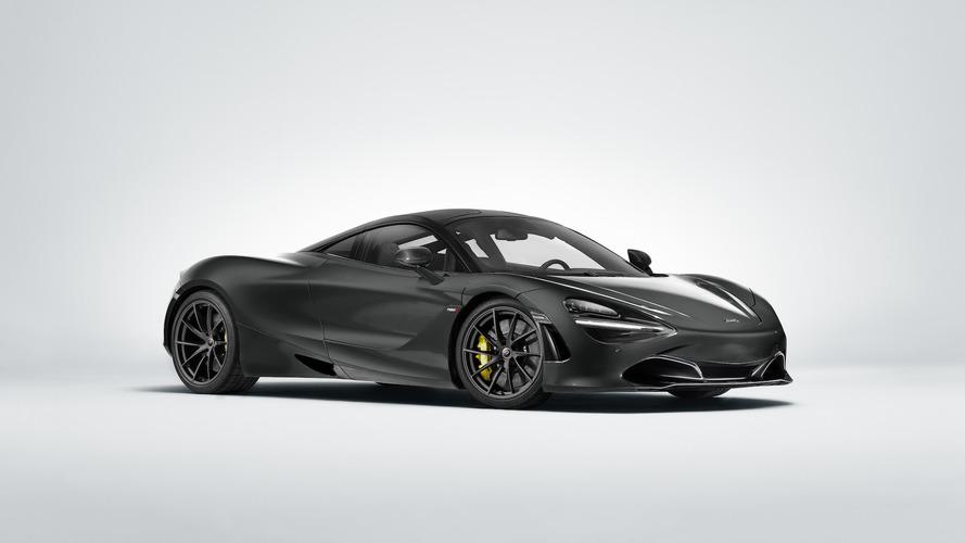 McLaren salón de Shanghai