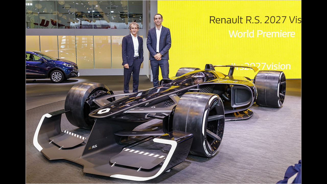Renault R.S. Vision 2027