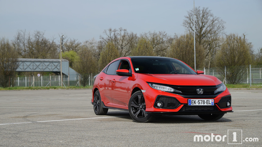 Essai Honda Civic 1.5 i-VTEC 182 ch - L'alternative aux Allemandes ?