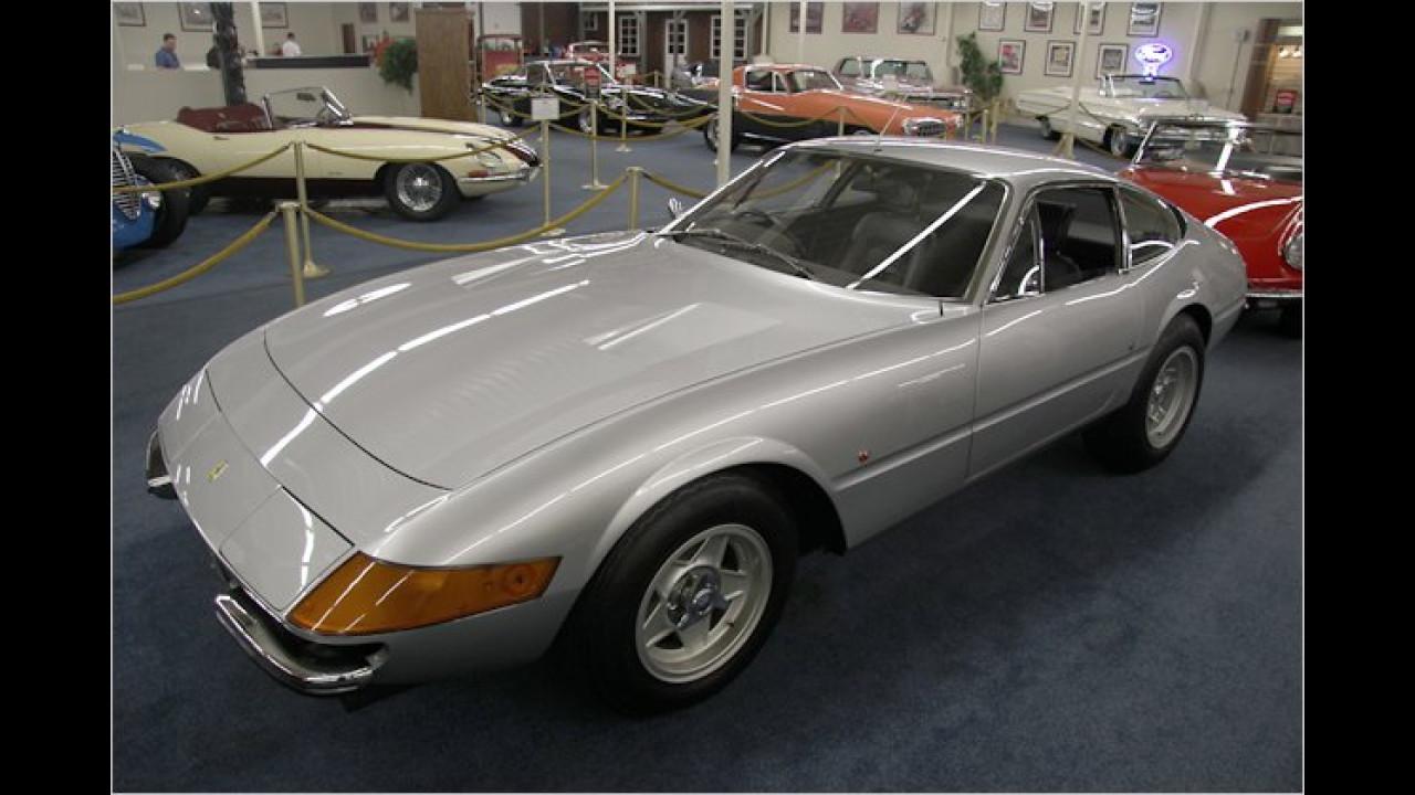 1972 Ferrari 365 GTB/4 Daytona Coupé