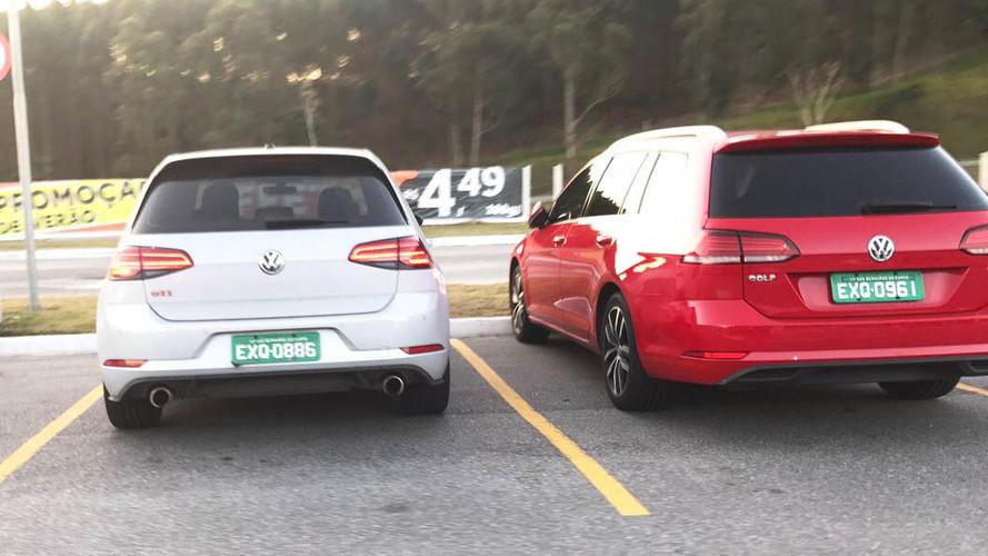 VW Golf 2018 Flagra BR