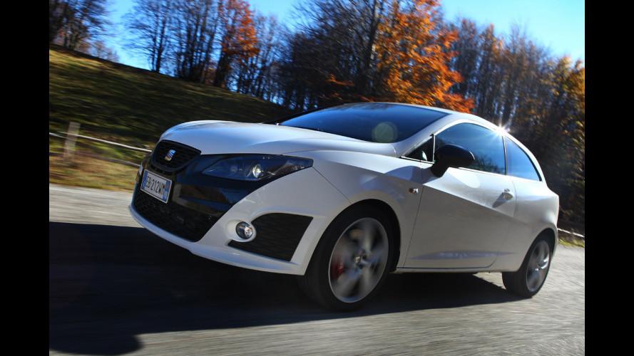 Seat Ibiza SC 1.4 TSI Bocanegra DSG