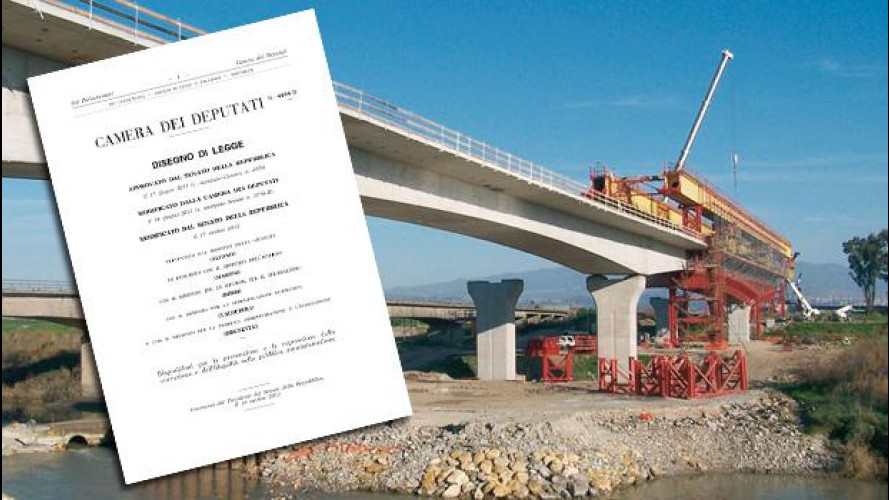 Costruzioni stradali, le norme anti-corruzione