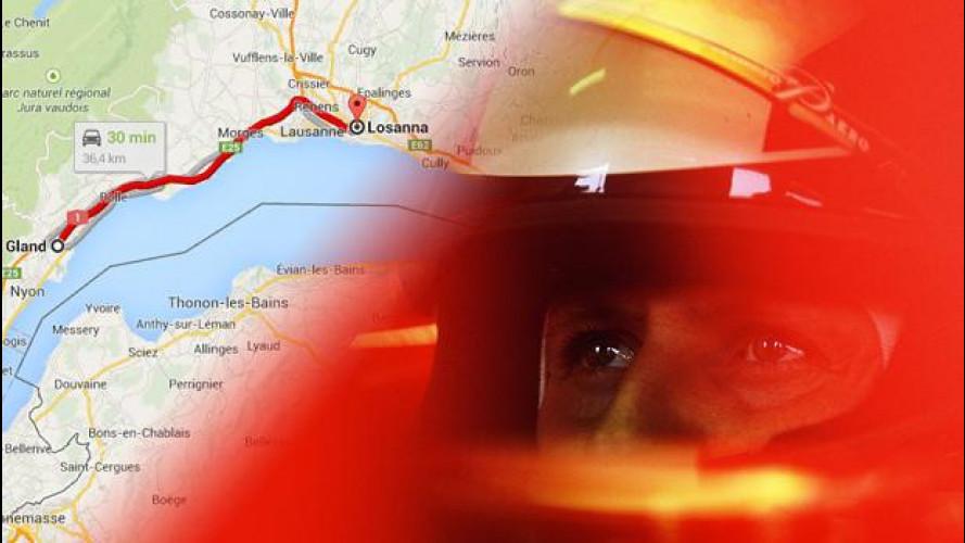 Michael Schumacher è all'Ospedale di Losanna, in Svizzera