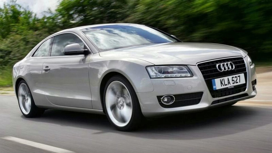 Further Audi A5 models now released (UK)
