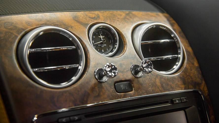 Bentley Open-Pore Wood Veneer Is Just Nuts
