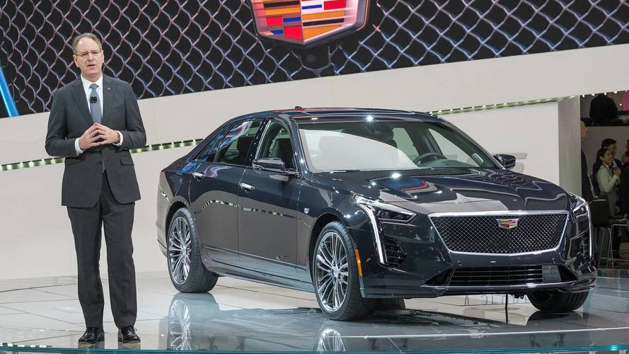 Cadillac President Johan de Nysschen Abruptly Fired And Replaced Motor1.com
