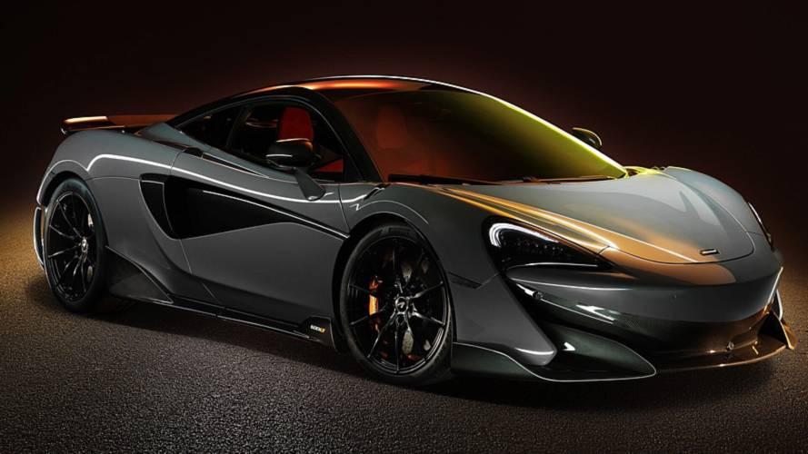 McLaren apresenta o 600LT com a receita de menos peso e mais potência
