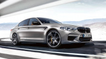 M5 Competition kriegt 625 PS