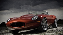 Jaguar E-Type Lightweight Speedster by Eagle - 24.5.2011