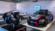 2015 BMW M4 Coupe MotoGP güvenlik aracı