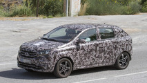 2016 Lada XRAY spy photo