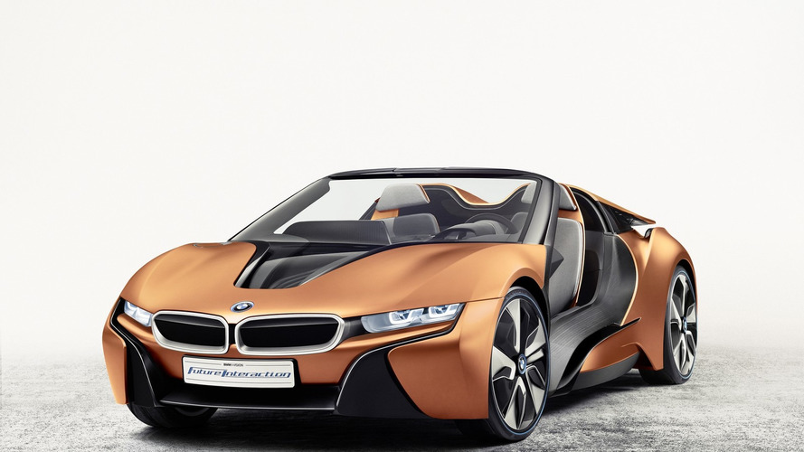 BMW i8 Spyder reportedly delayed until 2017 or 2018