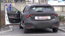 2016 Fiat Tipo hatchback screenshot from spy video