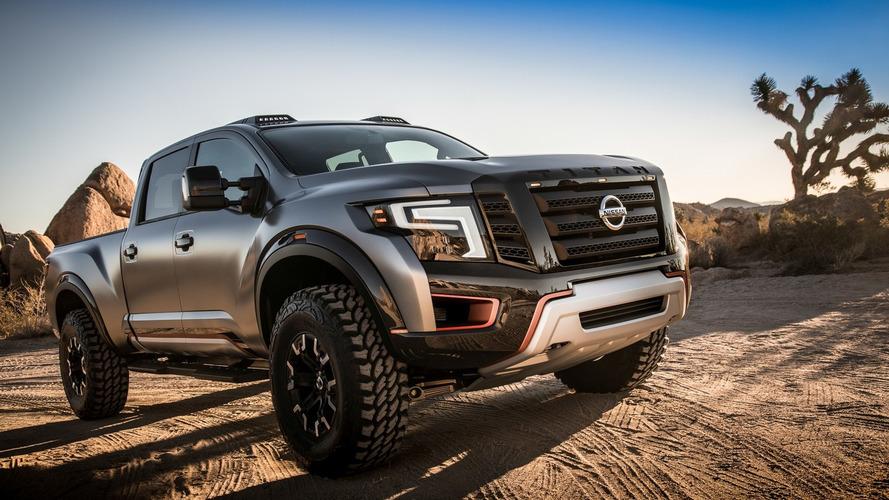 Nissan Titan Warrior concept could go into production