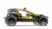 Ariel supercharges the Nomad to 290 bhp