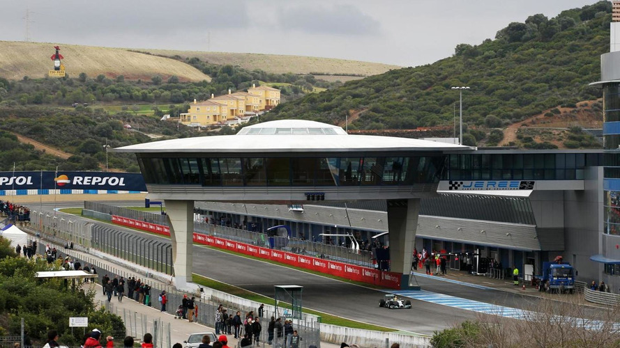 Winter season set to begin at Jerez