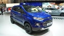 Ford EcoSport facelift at 2015 Geneva Motor Show