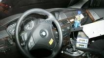 SPY PHOTOS: BMW 5-Series Interior