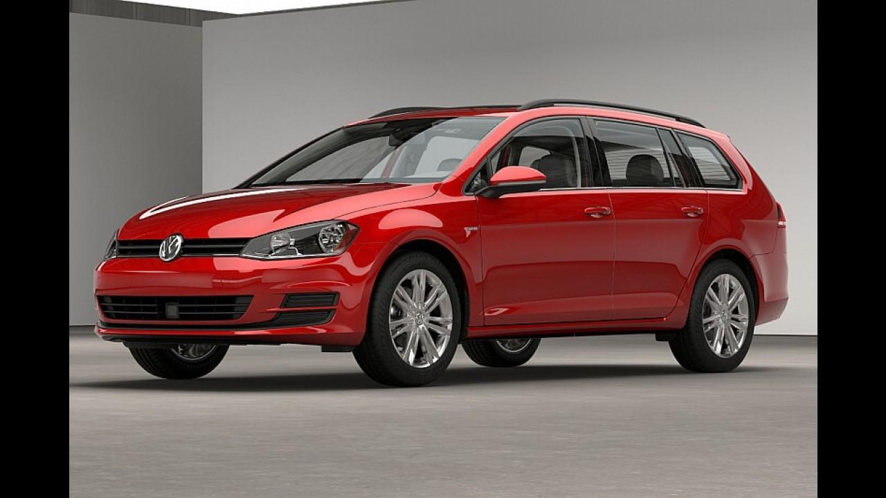VW'den yeni Golf SportWagen
