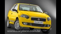 Novo Fiat Palio 2010 - Modelo ganha nova frente, novo painel e motores mais potentes - Veja fotos