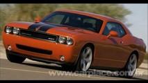 Dodge Challenger SRT8 de 425 cavalos: Fotos da versão final de produção