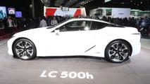 Lexus LS 500h 2017 Mondial de l'Automobile