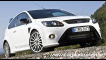 Vídeo mostra o esportivo Ford Focus RS na linha de produção