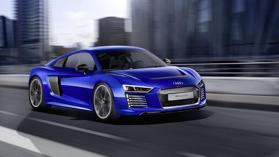 Audi Sport 2020'ye kadar elektrikli bir performans aracı sunacak