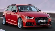 Audi RS3 SportBack Rendu