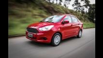 Ford Ka+ alcança 30 mil unidades produzidas em apenas nove meses