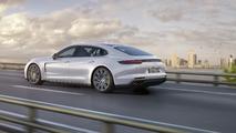 Porsche - La Panamera V8 hybride semble bel et bien programmée