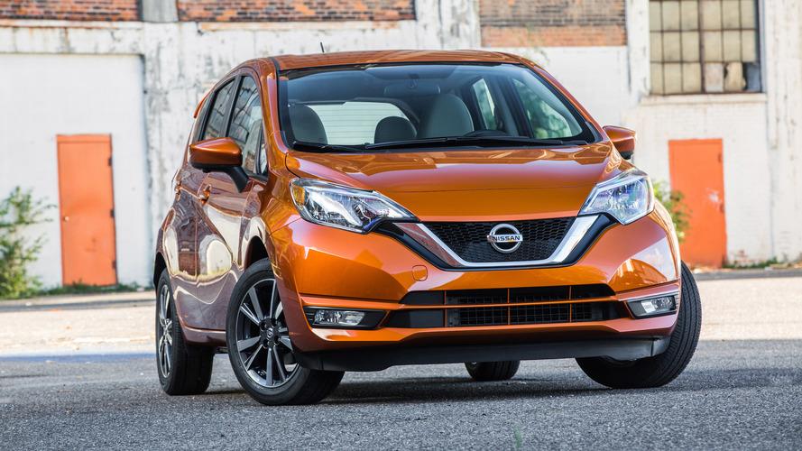 2017'de Nissan Versa Note'da neler değişecek?