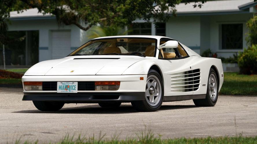 Ferrari perd le droit d'utiliser le nom Testarossa en Allemagne