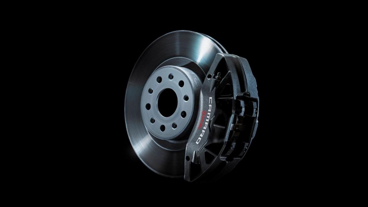 Chevrolet mostra desenho das rodas e pinças de freio do novo Camaro