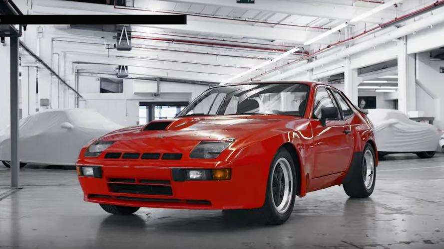 En nadir 5 Porsche