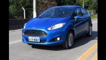 Hatches compactos mais vendidos: Fiesta reage e Punto tem novo recorde negativo