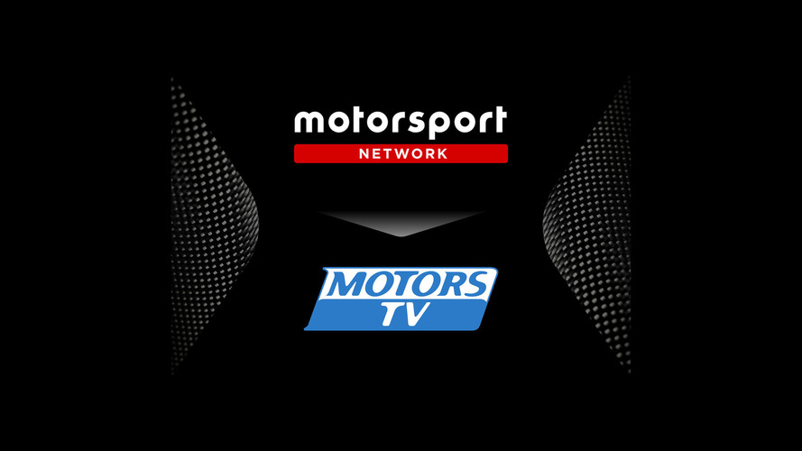 Motorsport Network, Motors TV'yi bünyesine kattı!