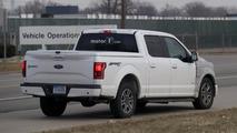 Ford F-150 PHEV Spy Shots