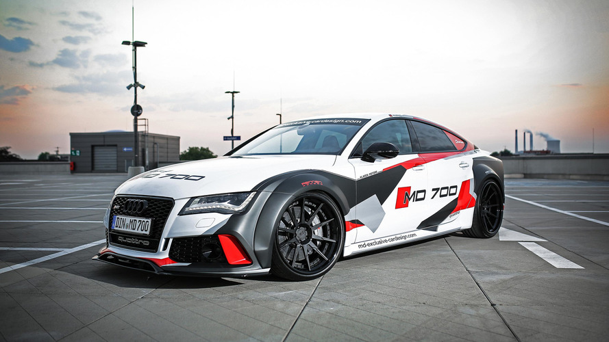 Audi S7 MD700 by M and D Exclusive Cardesign