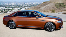2017 Lincoln Continental: First Drive