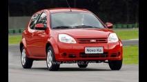 Ranking de Vendas de Fevereiro 2008 - Gol lidera e Novo Ford KA é destaque