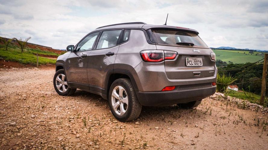 Jeep Compass brasileiro terá 7 airbags de série na Argentina