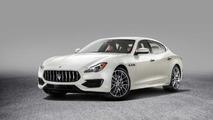 Maserati Quattroporte GTS blanco