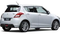 Suzuki Swift Sport blanco 2