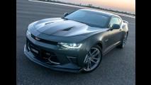 Camaro volta a vender mais que Mustang pela 1ª vez em dois anos