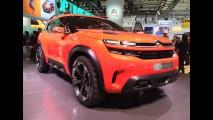 Em estande 100% futurista, Citroën terá conceitos Aircross e E-Méhari no Salão do Automóvel