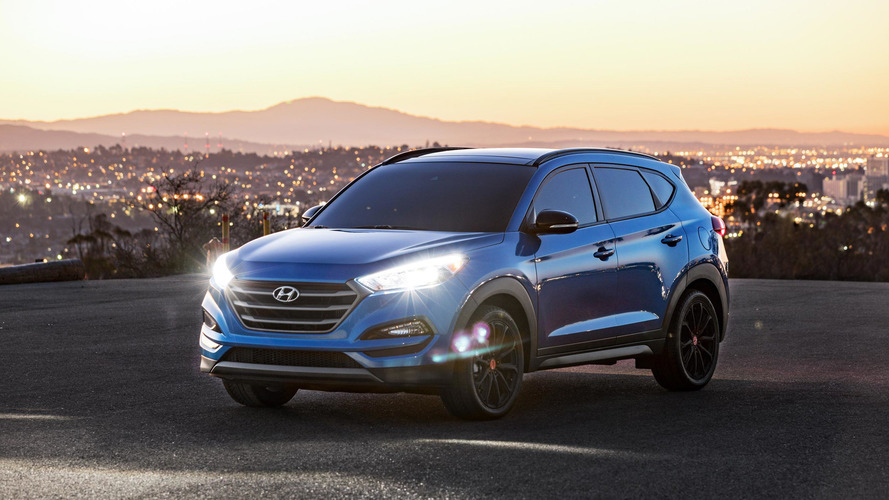 Hyundai Tucson May Get High Performance N Treatment