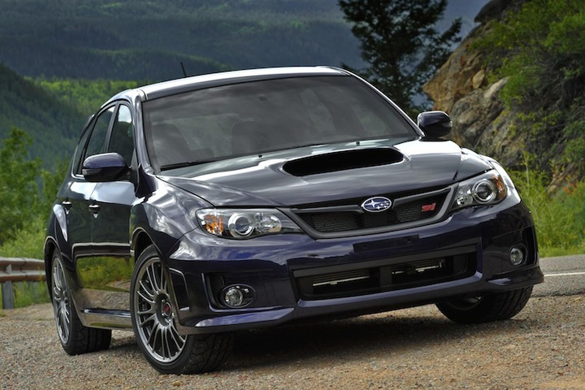 Subaru Decides Against A WRX Hatchback, Probably