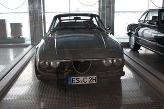 Alfa Romeo Giulia Coupe GT